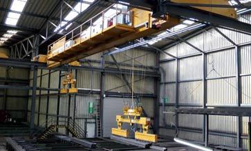 Оптимизация производства за счет модернизации подъемно транспортного оборудования