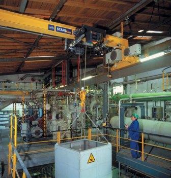 Инжиниринг. Производство мостовых кранов
